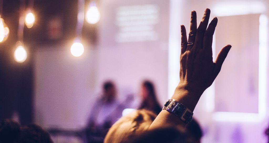 cruise hypnosis theatre hand up volunteering