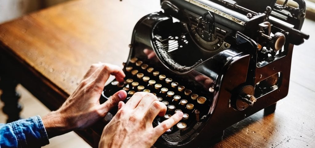 independence of the seas typewriter hypnotist