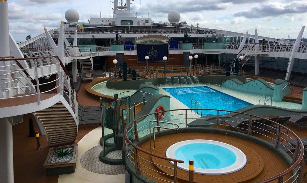 msc preziosa top deck pools hot tub