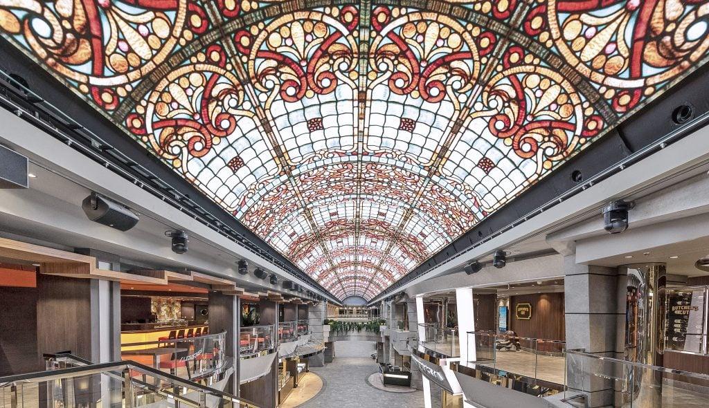 MSC Meraviglia, Galleria Meraviglia