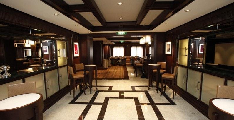 celebrity Michael's Club suites