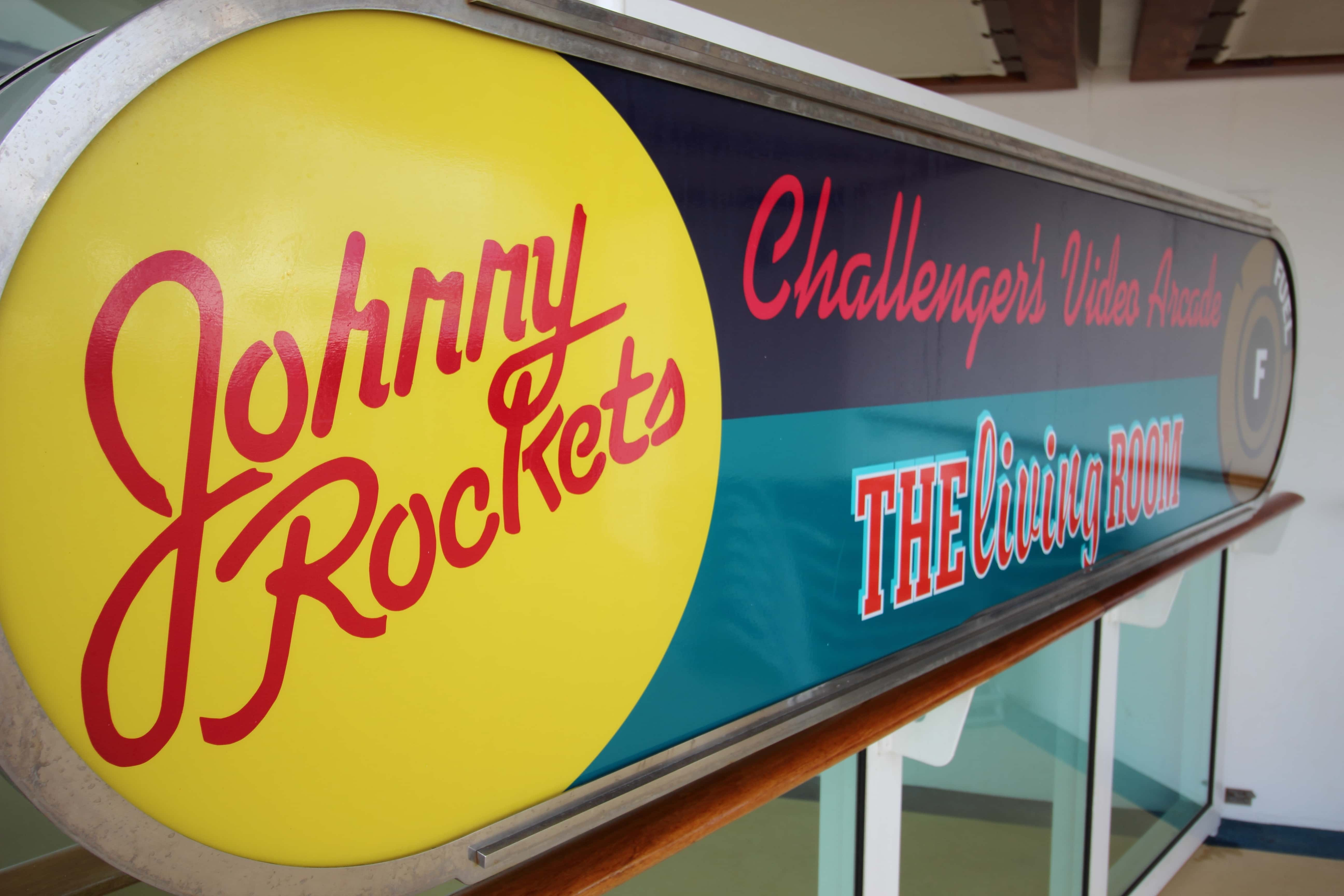 royal caribbean independence of the seas johnny rockets