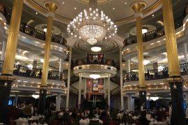 royal caribbean independence of the seas main dining room romeo and juliett macbeth