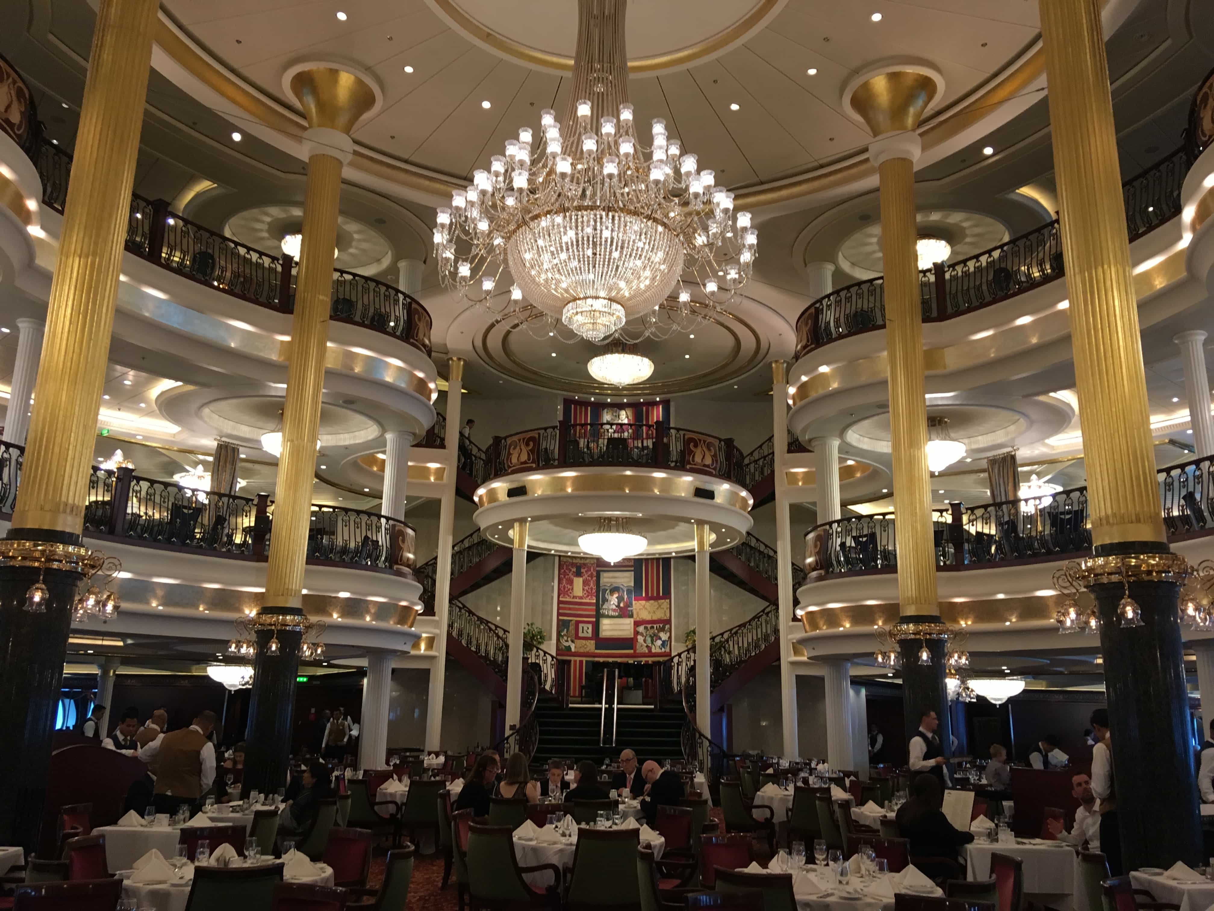 Independence of the seas Ship Review Cruising isnt just for