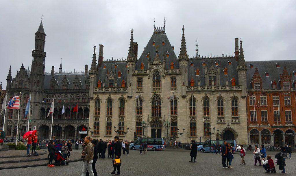 bruges belgium cruise express gothic