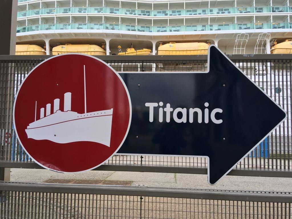 titanic museum cherbourg cite de la mare
