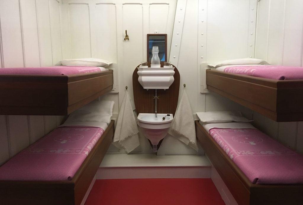 titanic 3rd class cabin cite de la mare cherbourg