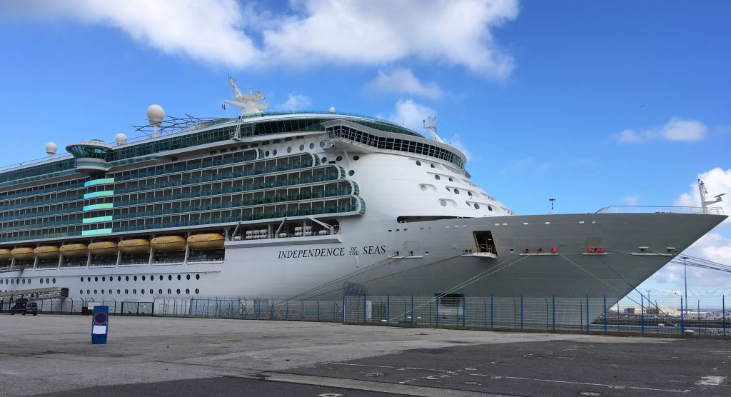 independence of the seas cruise ship le harve
