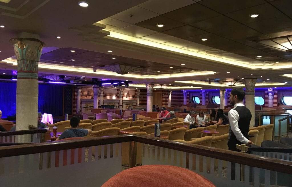 independence of the seas pyramid lounge royal caribbean quiz