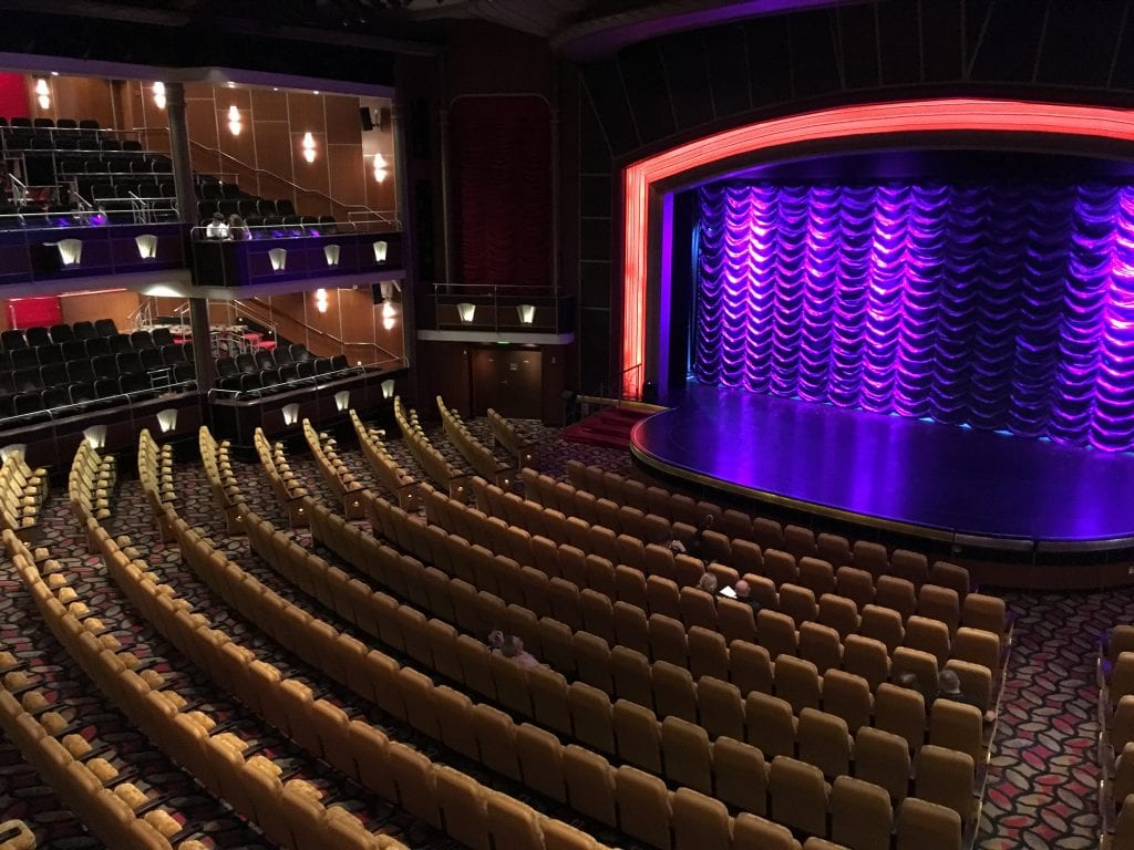 independence of the seas theatre royal caribbean