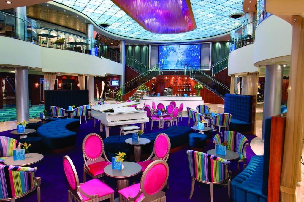 ncl norwegian jewel atrium crystal