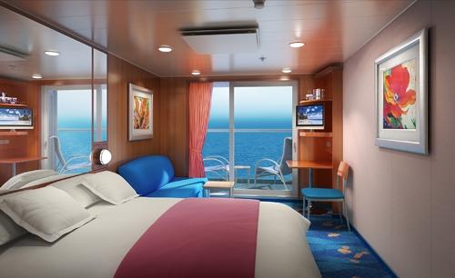 norwegian cruise line jewel stateroom balcony