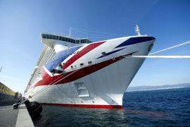 10 reasons to cruise with p&o britannia