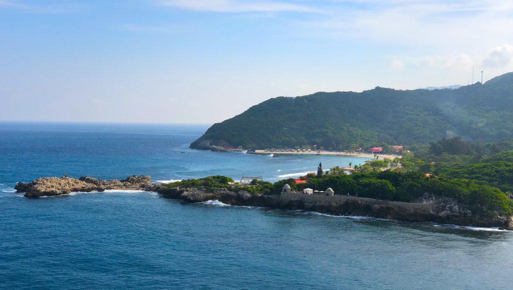 labadee haiti cruise oasis of the seas beach sea ocean