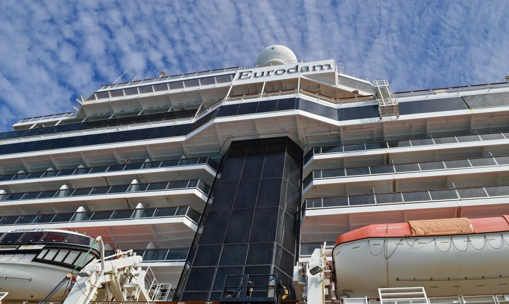 eurodam holland america cruise ship
