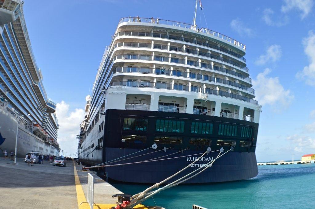 eurodam holland america cruise ship