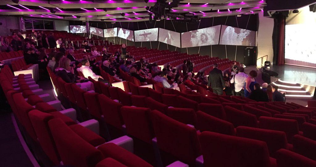 msc meraviglia theatre