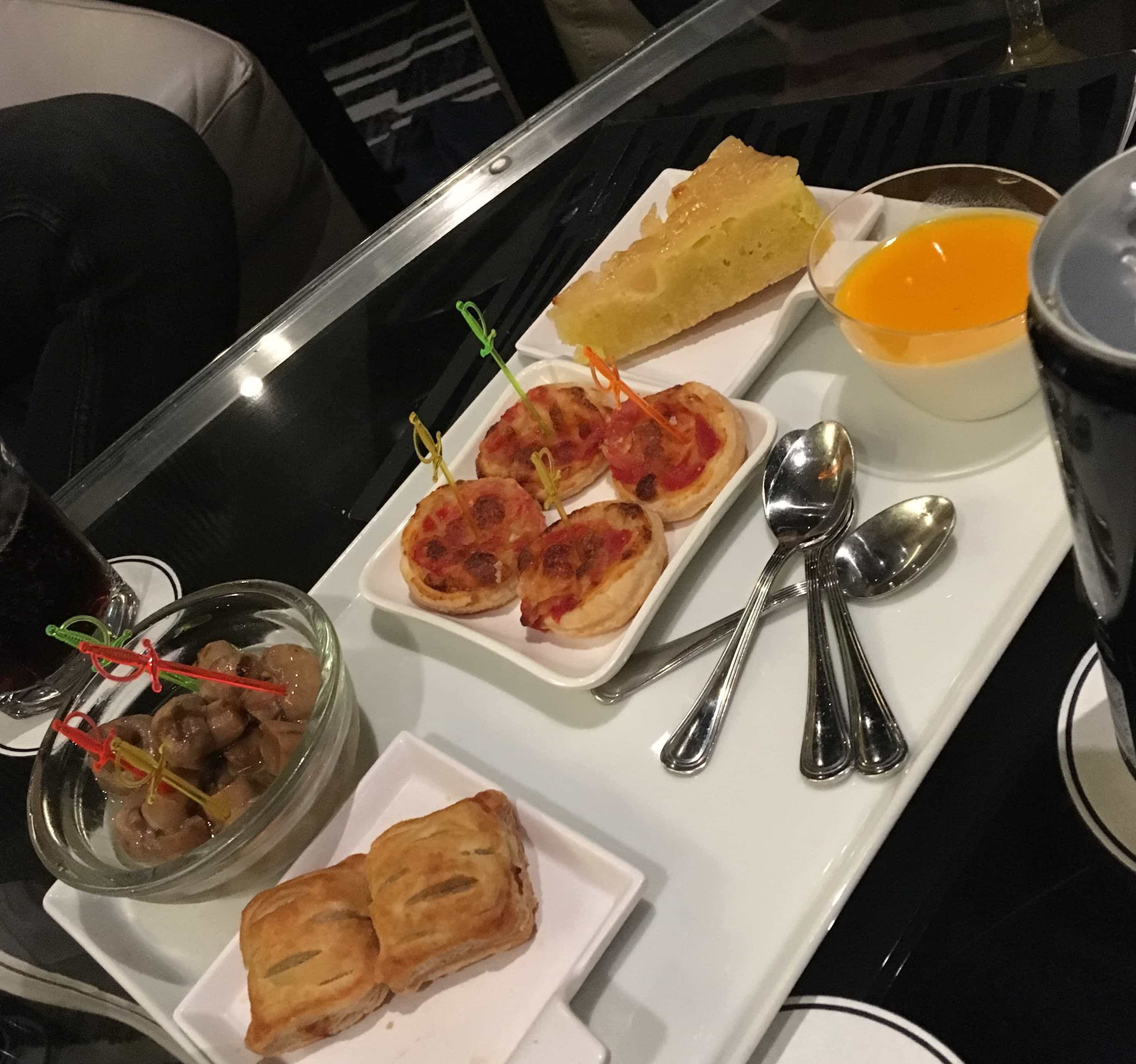 Msc Meraviglia Food Sky Lounge Cruising Isnt Just For