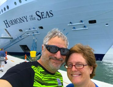 harmony of the seas ship review