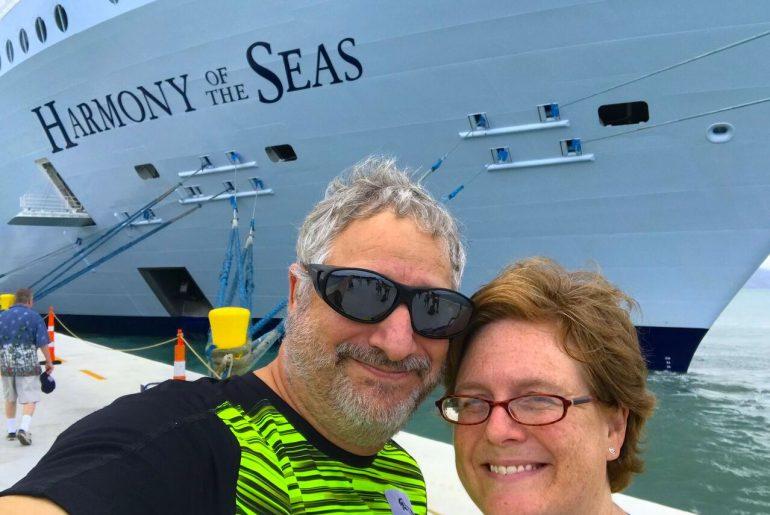 harmony of the seas ship review