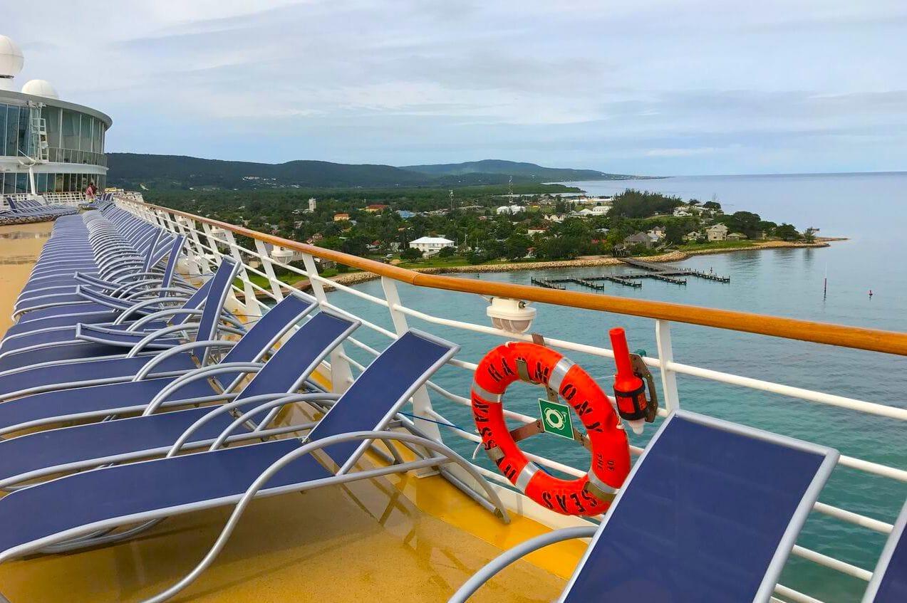 top deck harmony of the seas