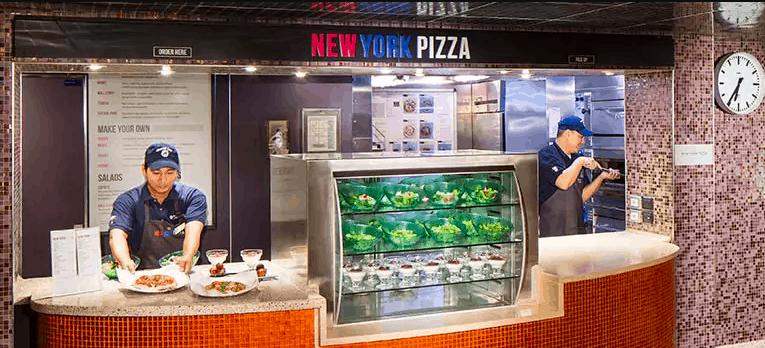holland america new york pizza eurodam