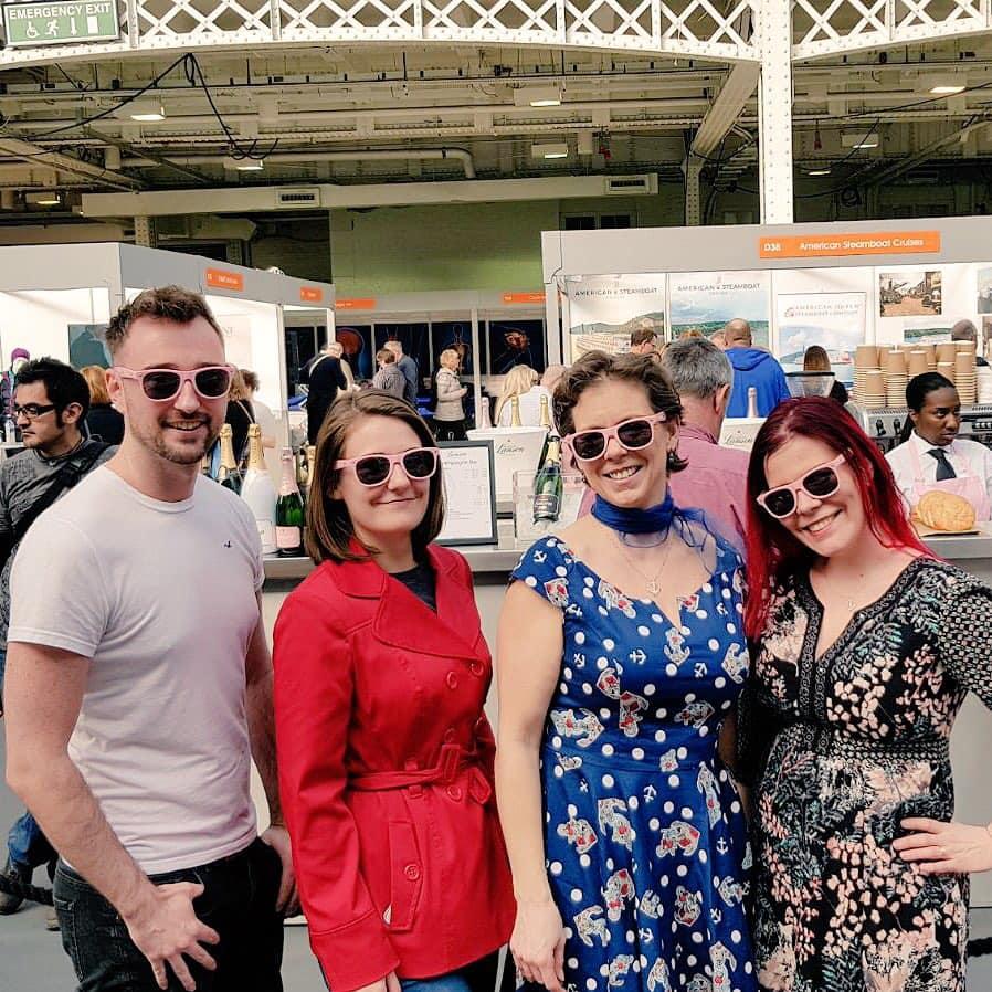 london cruise show cruise bloggers