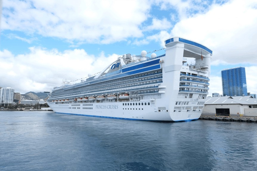 star princess hawaii cruise review