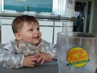 toddler baby johnny rockets