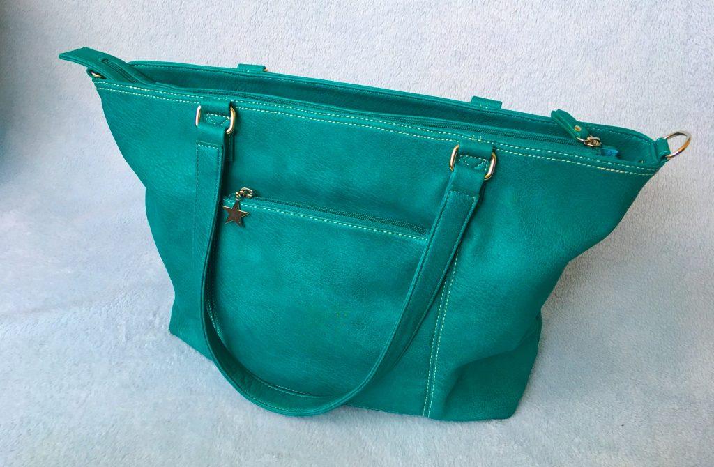 Mia Tui Mini Jen Bag Green