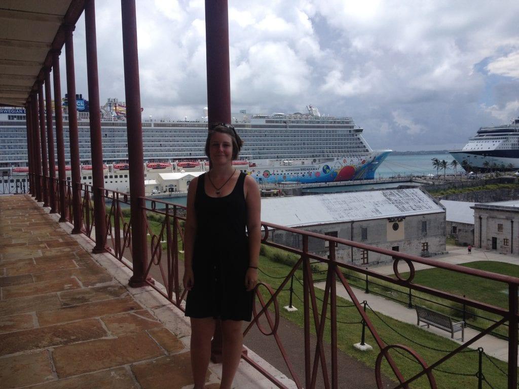 ncl norwegian breakaway cruise to bermuda emma le teace
