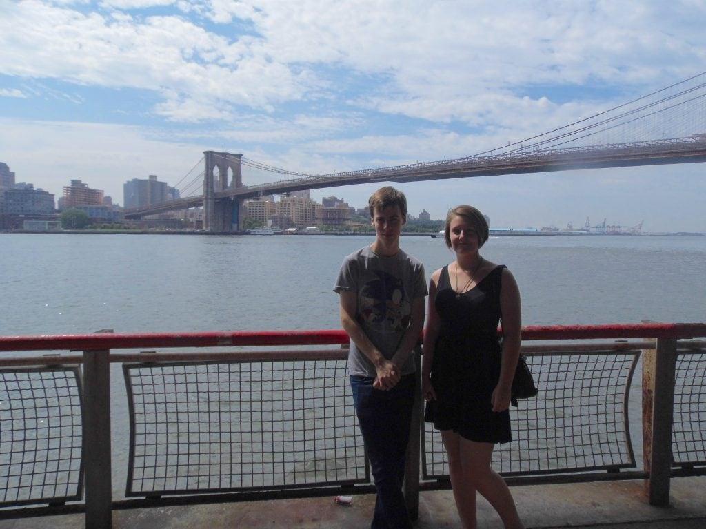 new york city cruise emma le teace