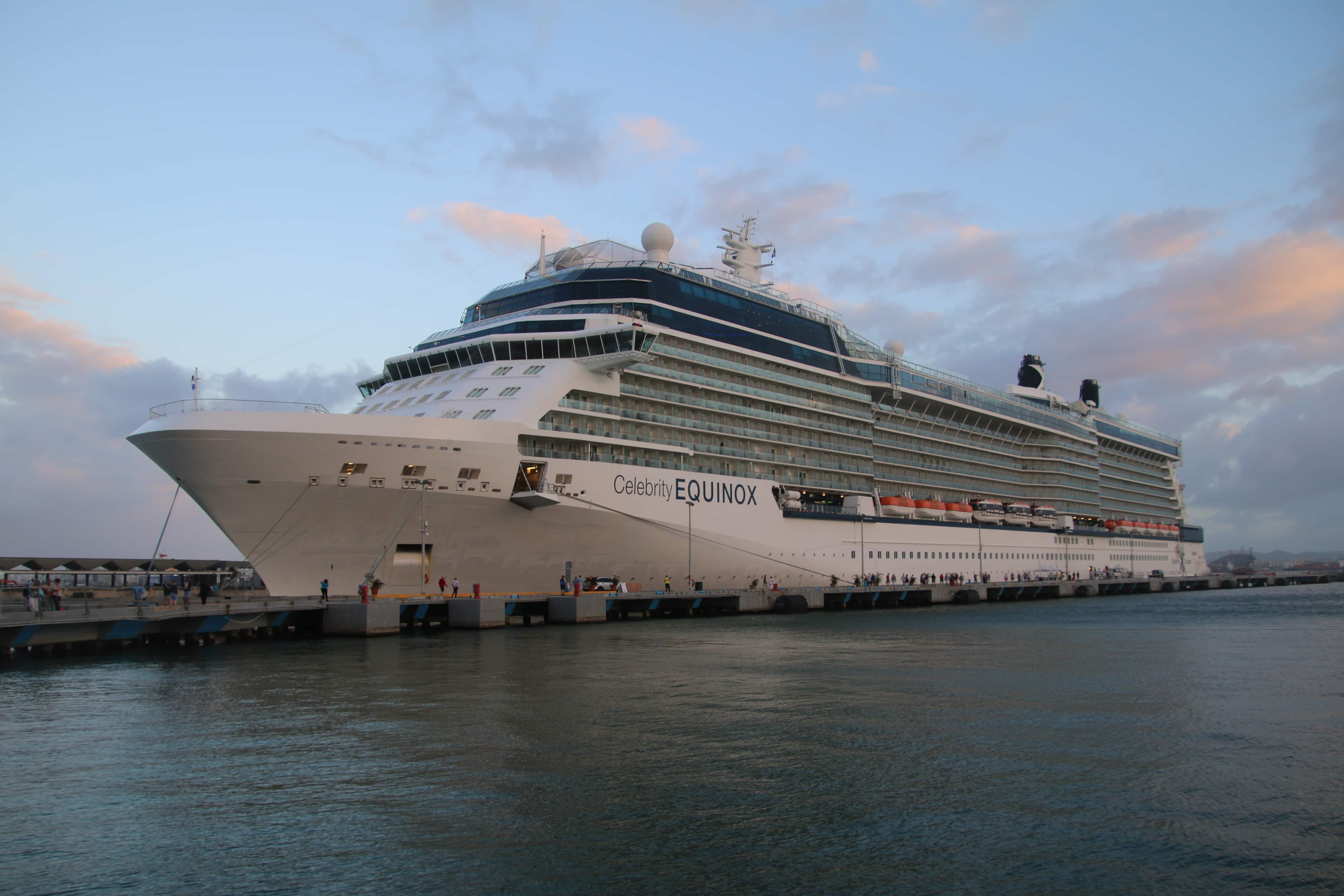 celebrity equinox cruise ship san juan