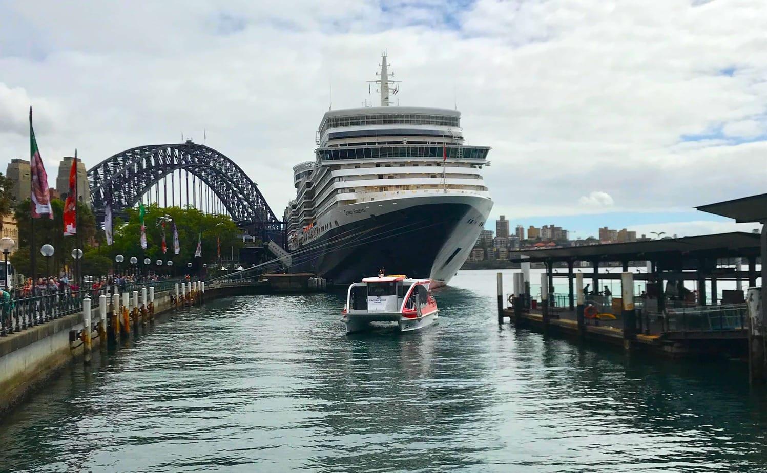 Αποτέλεσμα εικόνας για Cunard passengers can extend their visits in popular ports