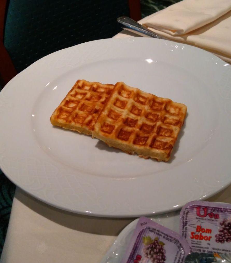 msc magnifica waffles