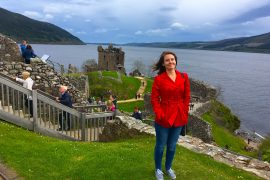 emma cruises loch ness scotland british isles cruise