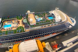 Golden Princess Review, Food, Ship & More!