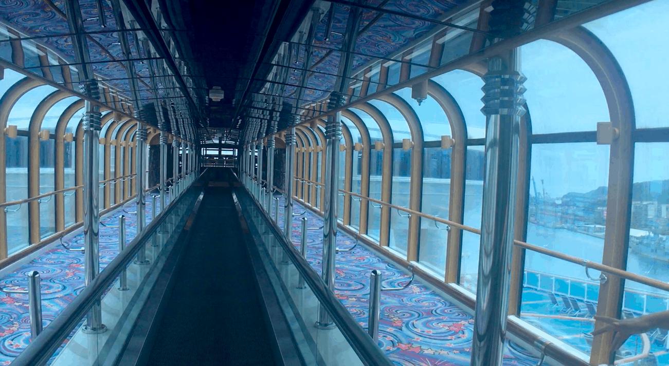 Golden Princess Nightclub Cruise Ship