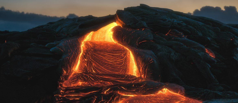 hawaii cruise volcano