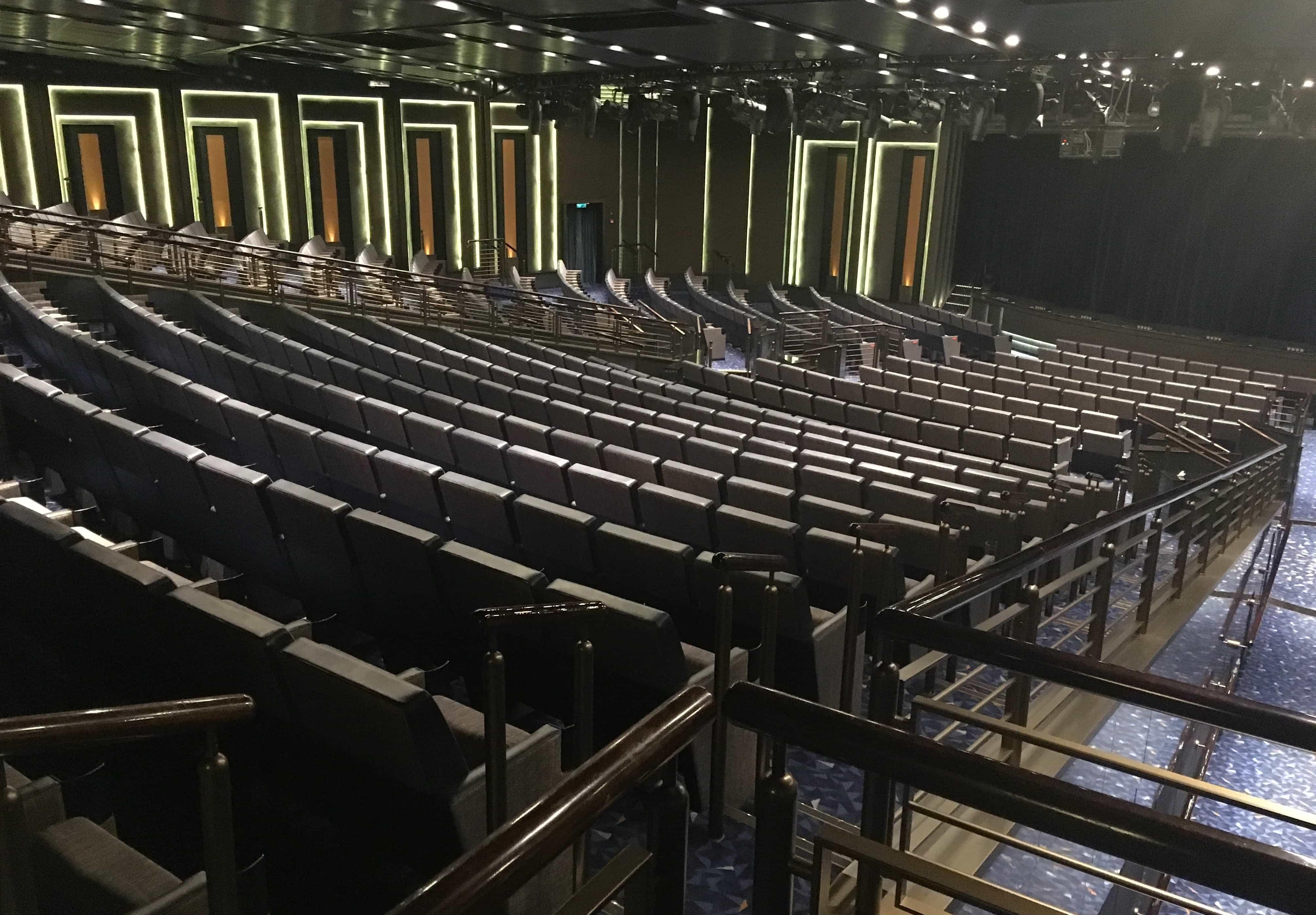 p&o britannia theatre