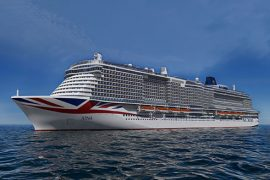 win a cruise competition p&o iona