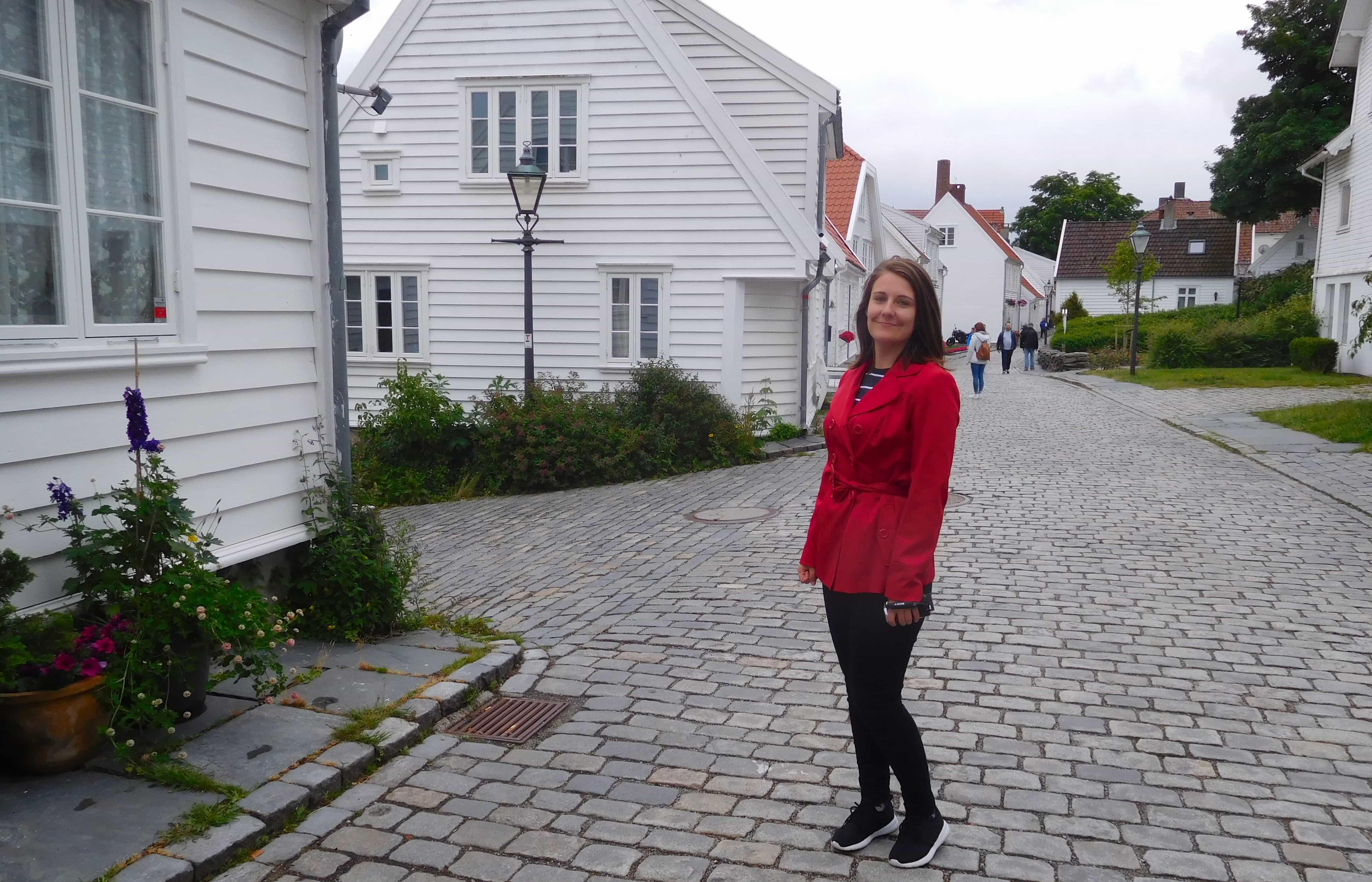 norwegian fjords stavanger cruise port norway old town