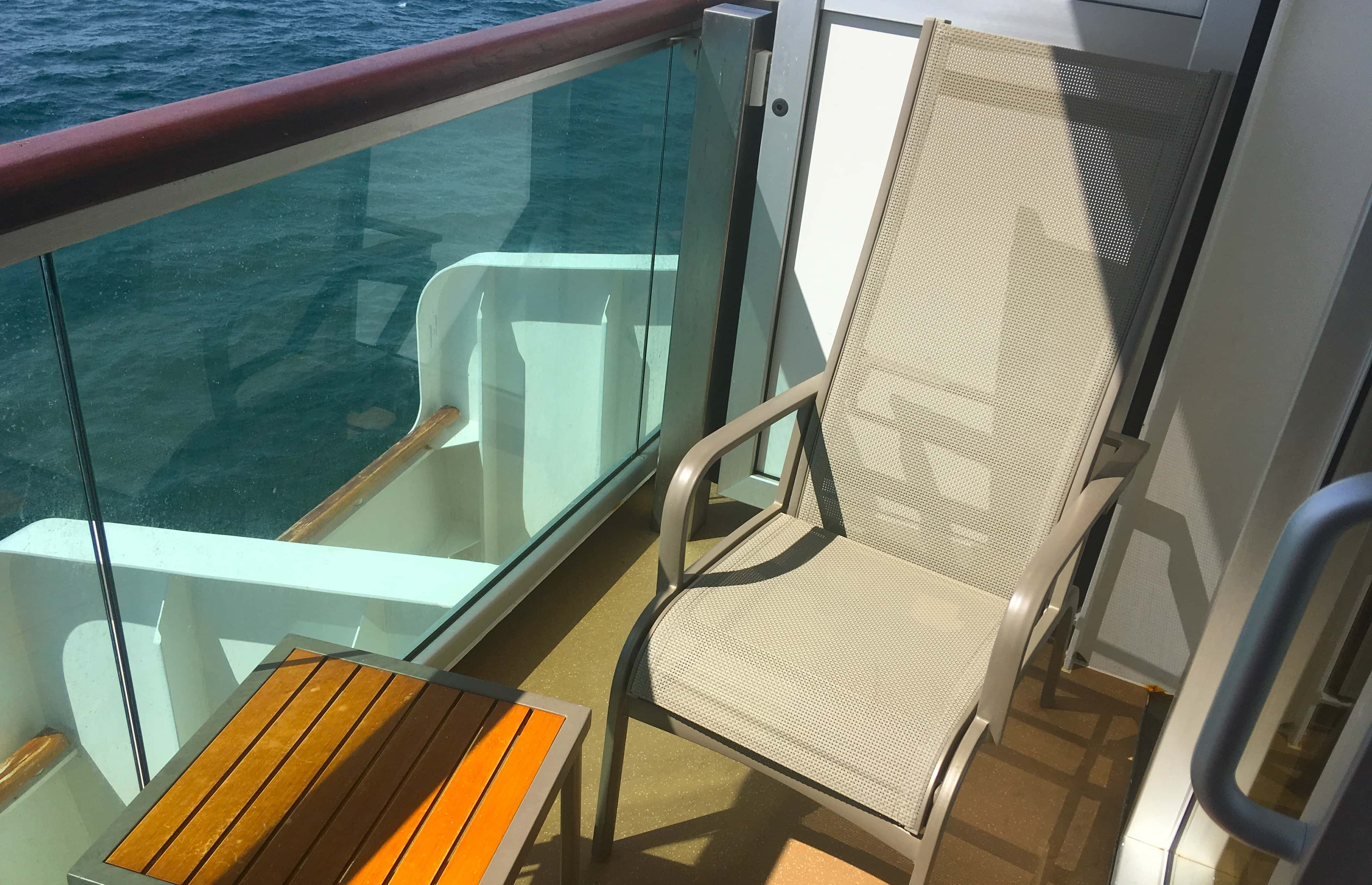 p&o britannia balcony size small big review reviews sun on balcony chair