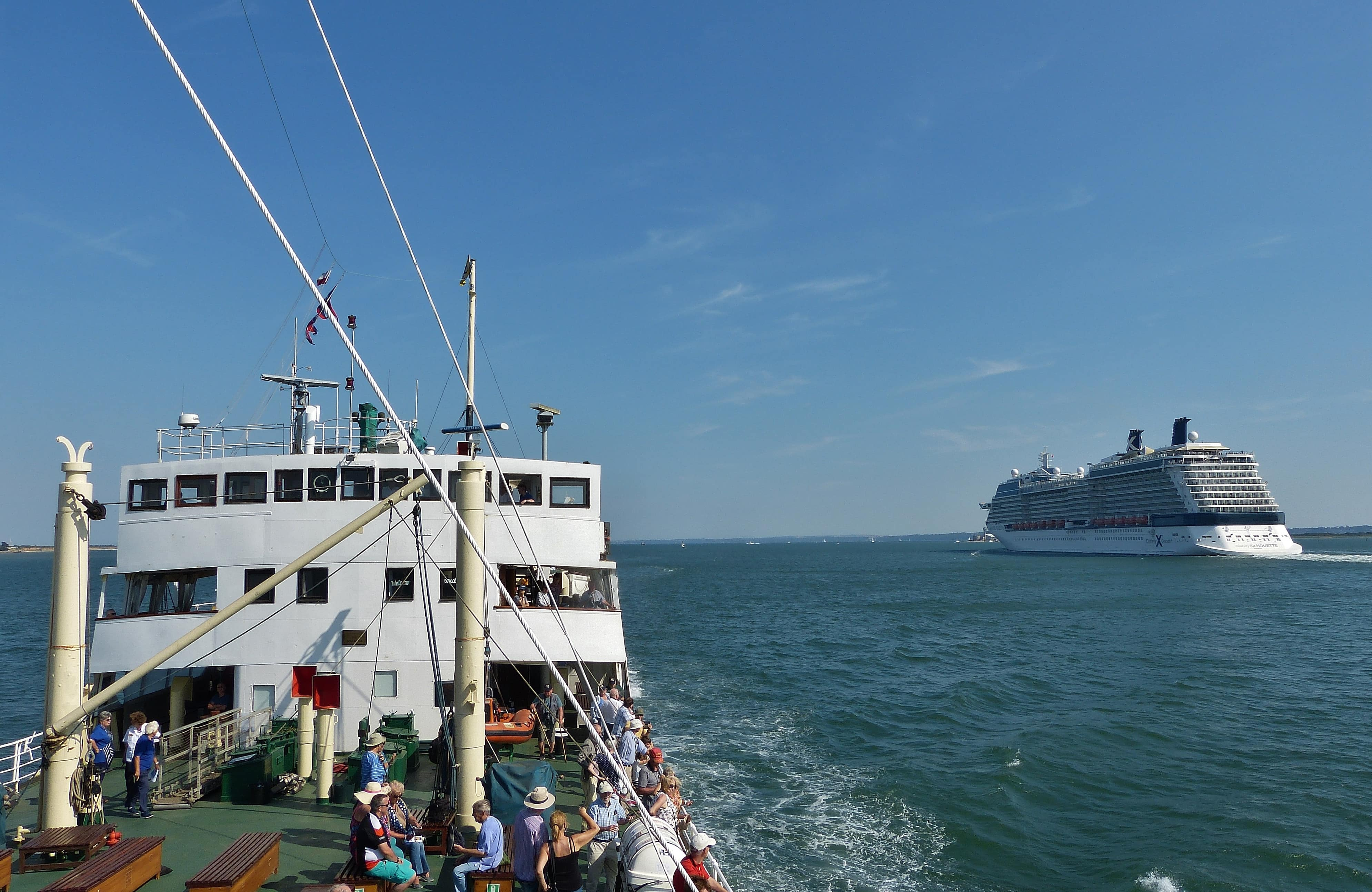 SS Shieldhall southampton celebrity cruises
