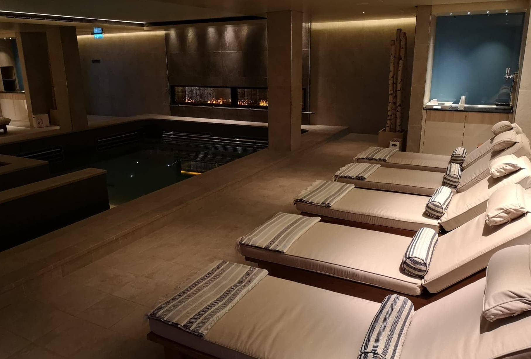 viking cruises ocean mini bar free complimentary
