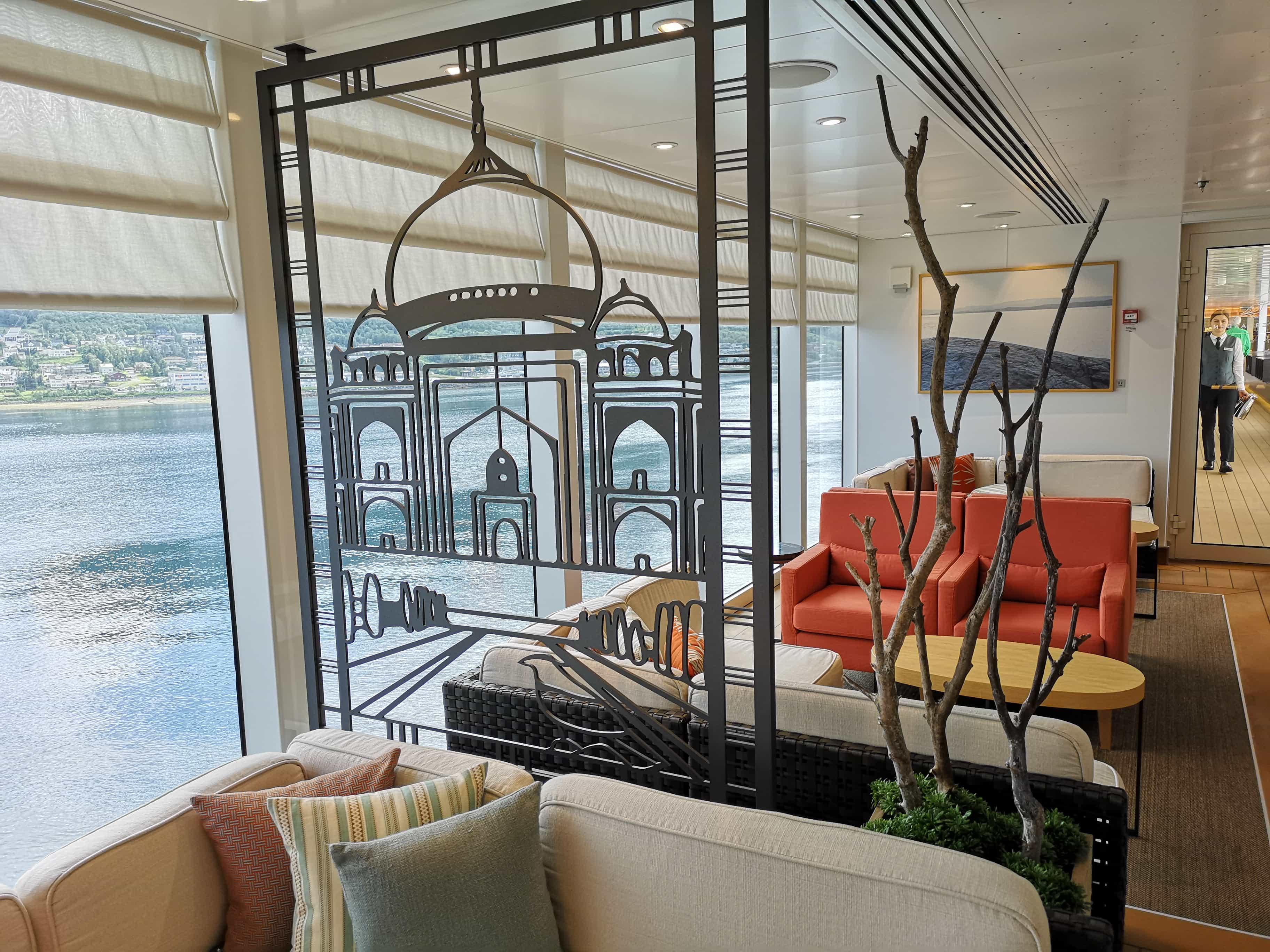 Viking Sea - Lanai Cushions Sofas Interior Design