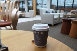 Viking Cruises Sea Tea and Coffee