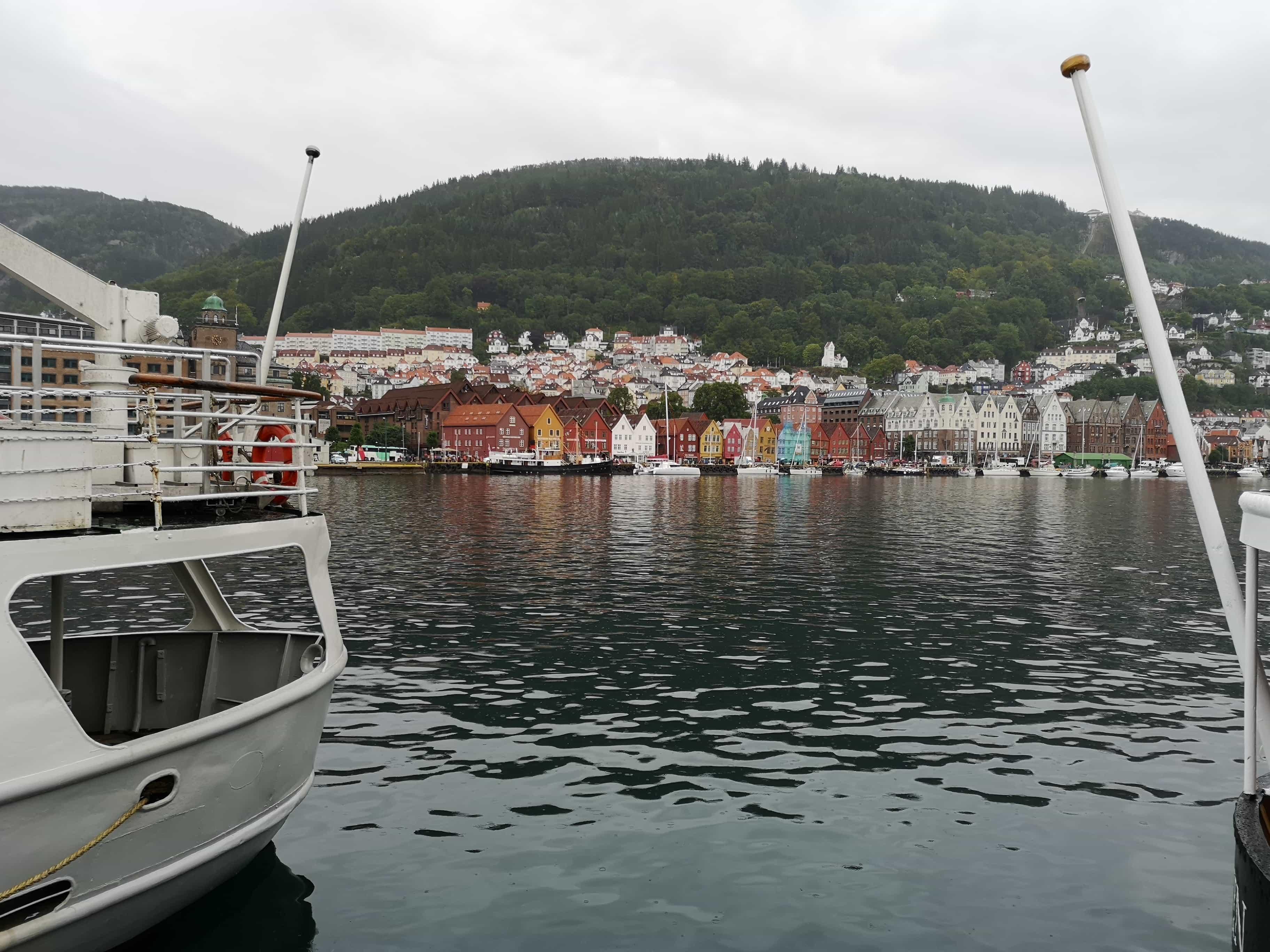 Bergen Viking Cruise Excursion