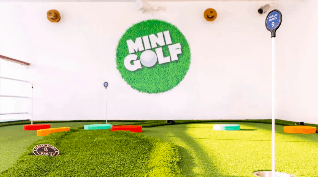 Marella Explorer Mini Golf