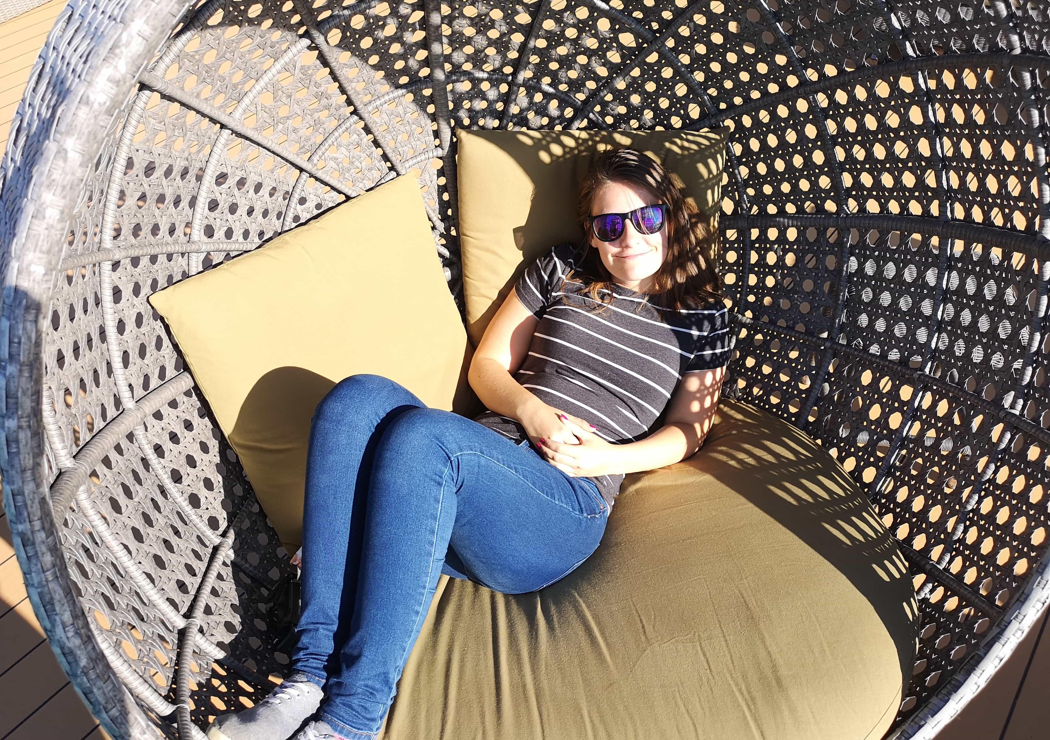 The Veranda Marella Discovery Chair
